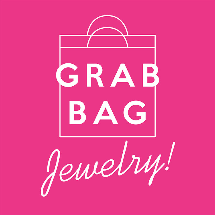 GRAB BAG - Jewelry - 15 pcs for $45