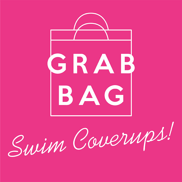 GRAB BAG - Swimsuit Cover Ups - 10 pcs for $30