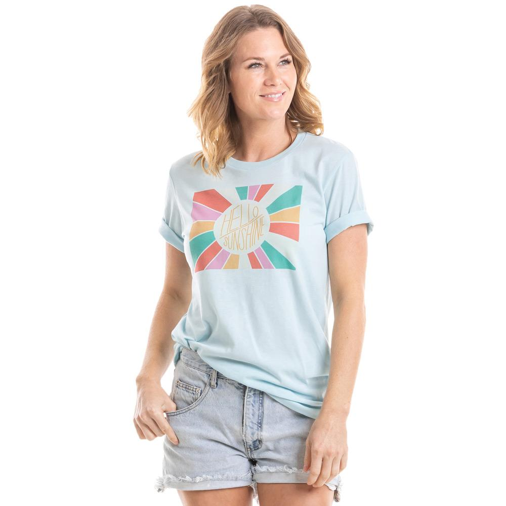 Hello Sunshine Wholesale Women's T-Shirts