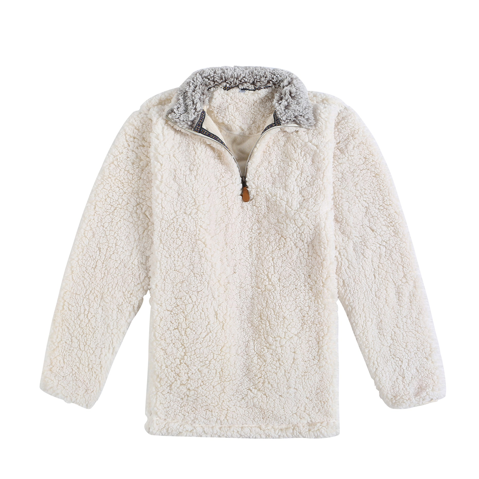 BLOWOUT: Katydid Wholesale Sherpa PULLOVER with Pockets