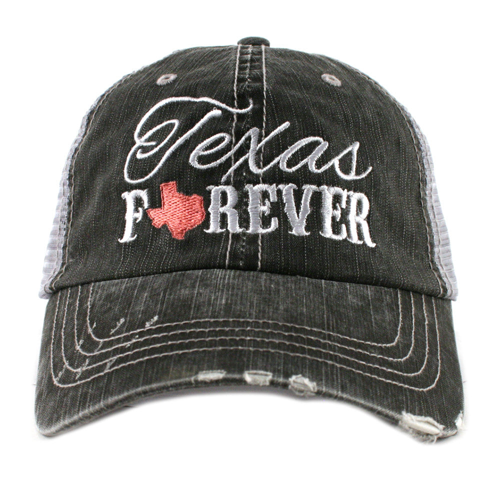 Katydid Texas Forever Wholesale Trucker Hats