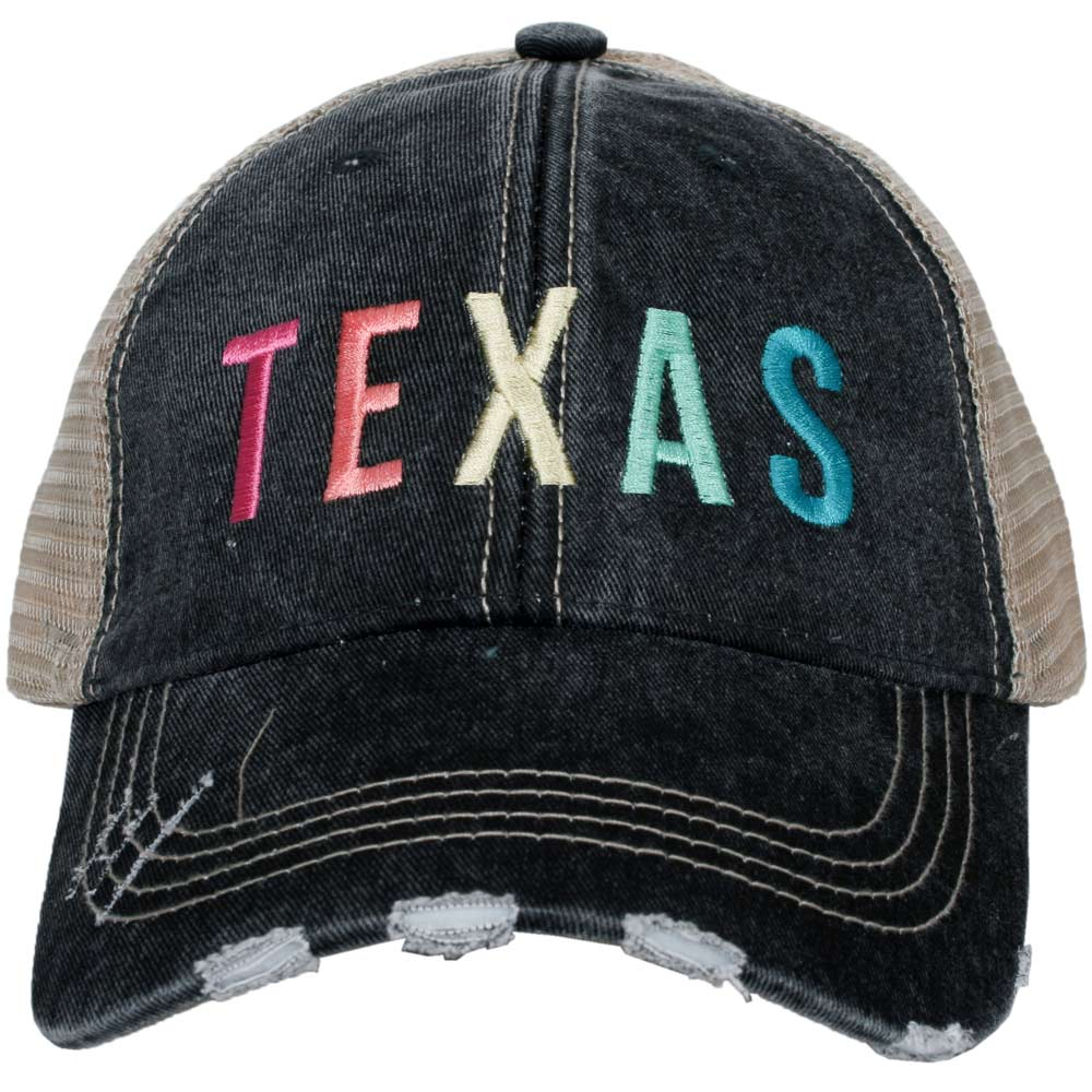 TEXAS Wholesale Women's Trucker Hats