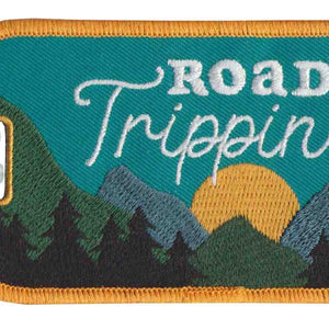 Road Trippin Wholesale Luggage Tags