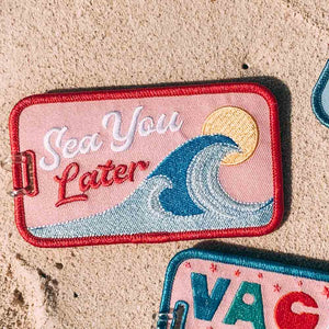 See You Later Wholesale Luggage Tags