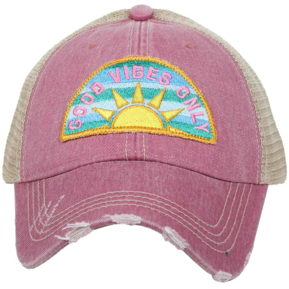 Good Vibes Trucker Hats