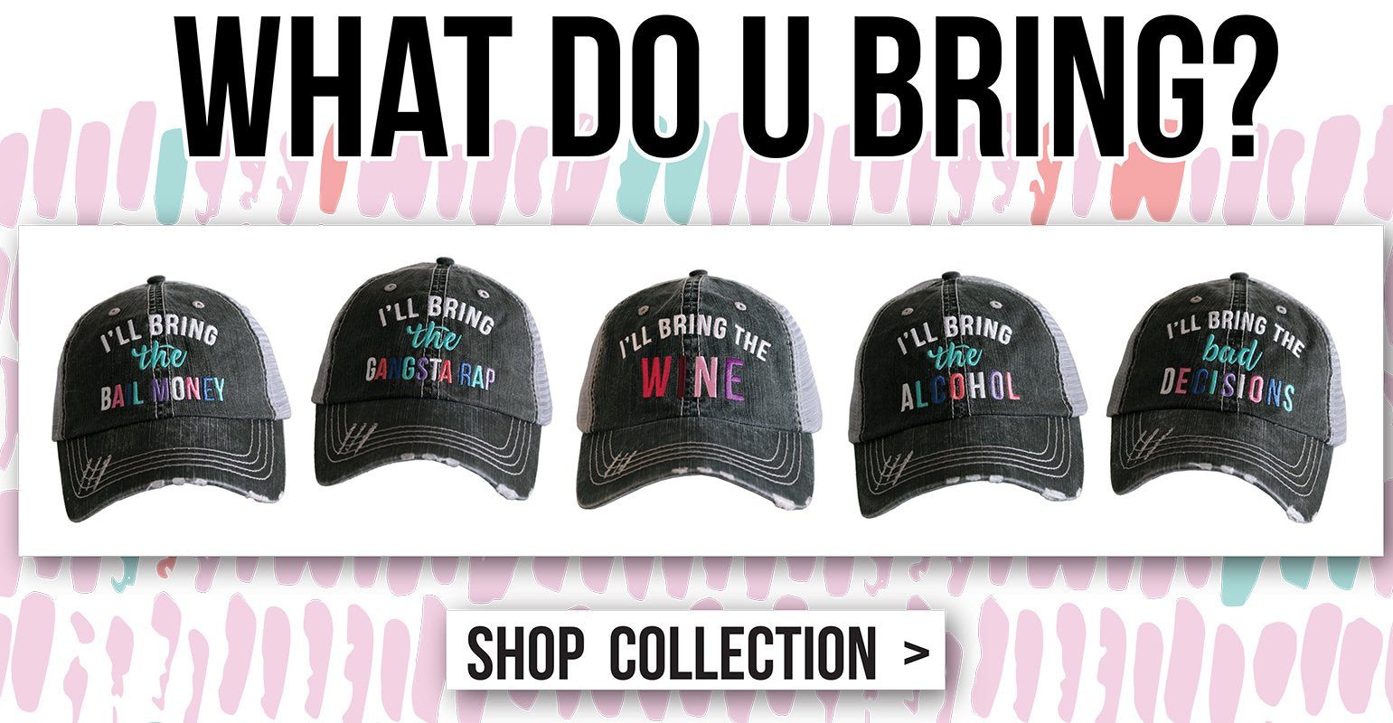 Wholesale I'll Bring the Bad Decisions Hat