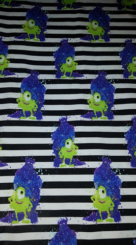 Mike & Sully - Sash Fabrics- Jackie