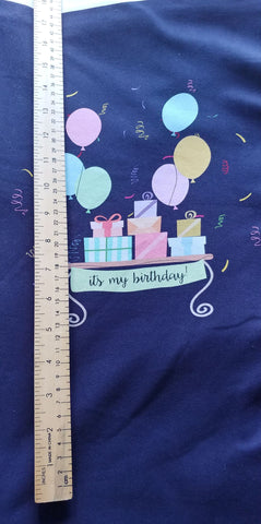 Birthday Panels