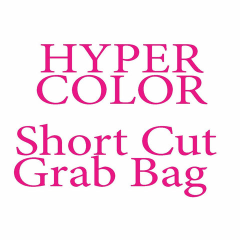 HYPERCOLOR Short Cut Grab Bag