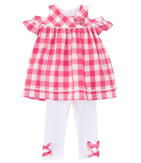 Summer Picnic Gingham Set