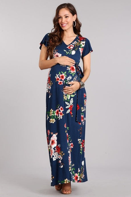 In Full Bloom Maxi Dress