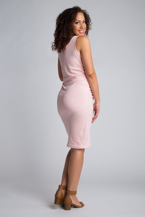 Blush Bun in the Oven Dress