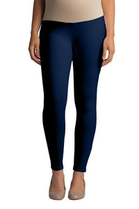 Navy Skinny Maternity Pants