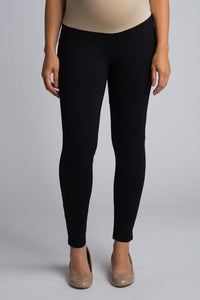 Black Skinny Maternity Pants