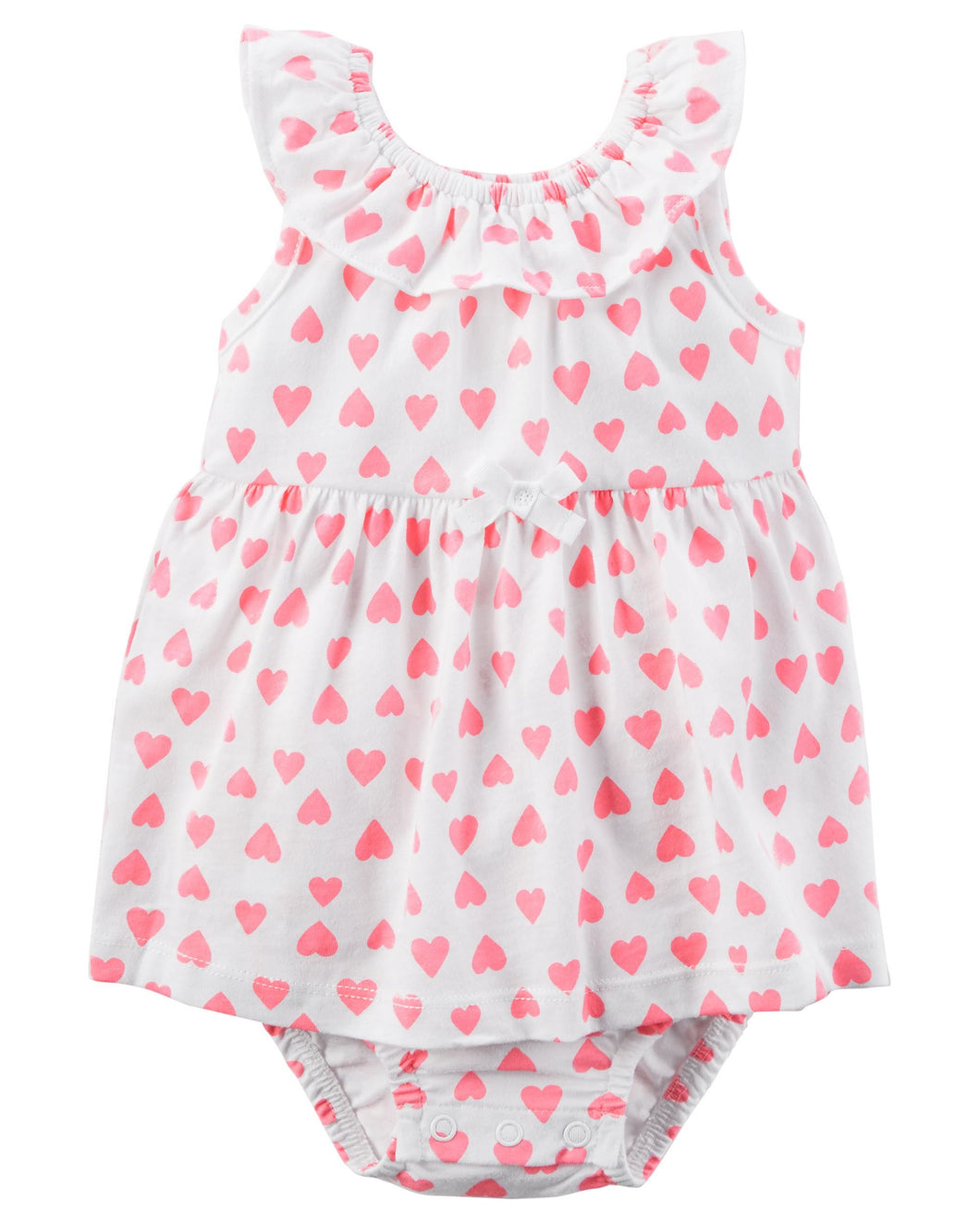 Full of Hearts Sunsuit