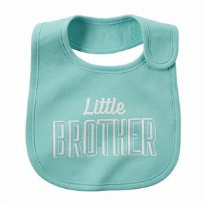 Little Brother Teething Bib