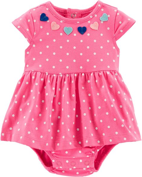 Dots of Love Sunsuit