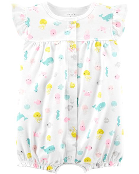 Under the Sea Romper