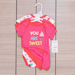 You are Sweet 3 Pc Onsie Set