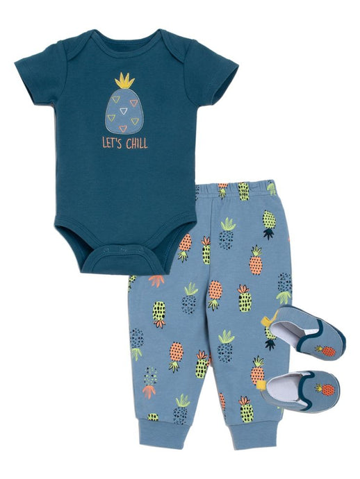Let's Chill Pineapple Set