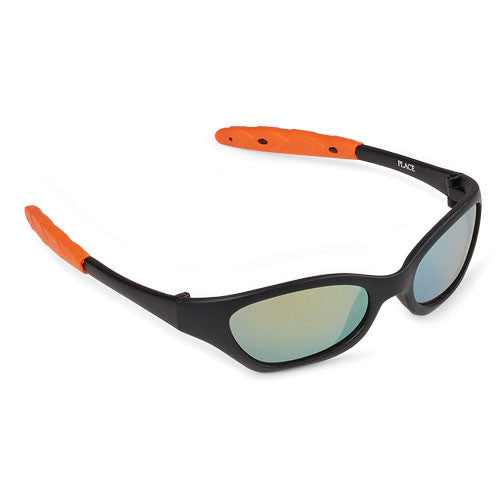 Orange Sport Sunglasses