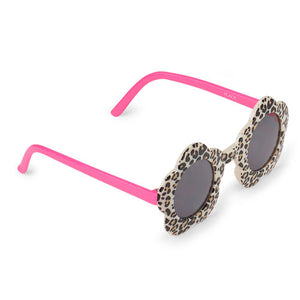 Leopard Flower Sunglasses