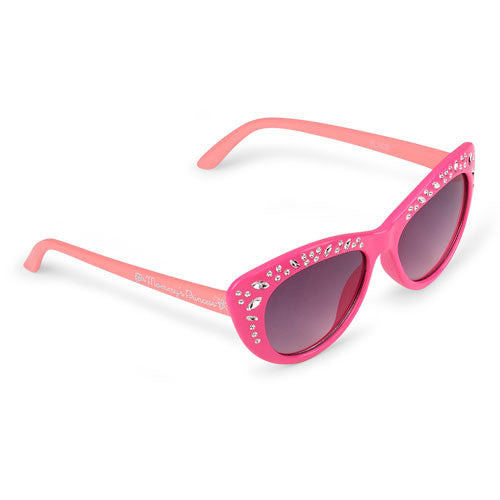 Blinged Cat Eye Sunglasses