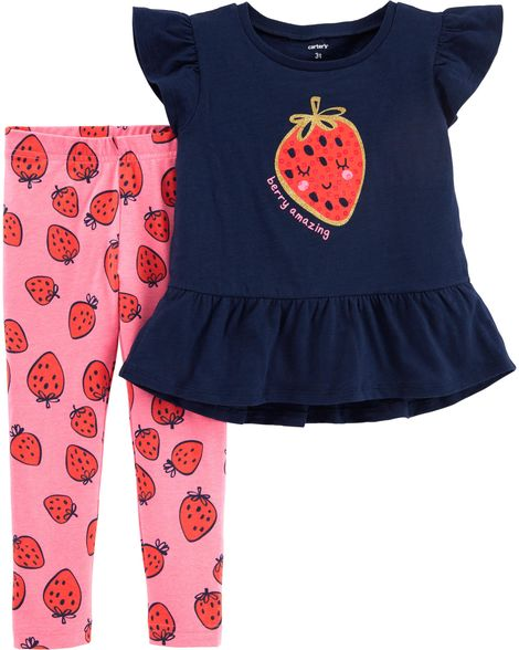 Berry Amazing Toddler Set
