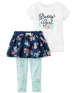 Daddy's Girl Toddler Set