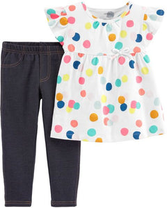 Party Dots Toddler Set