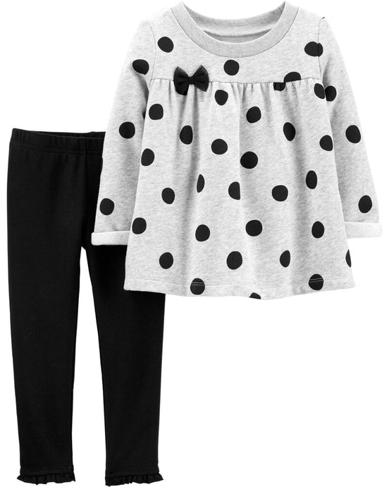 Polka Dot Party Toddler Set
