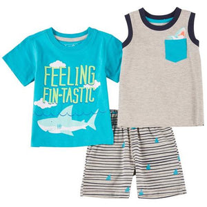 Feeling Fin-tastic 3-Piece Set