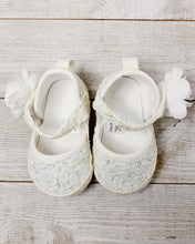 Lace Flower Shoes