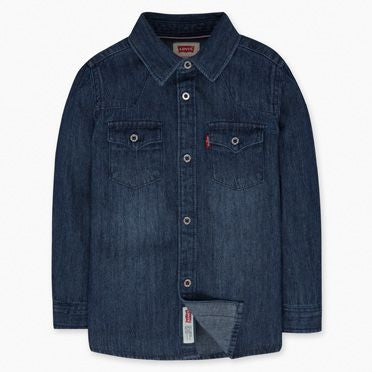 Levi's Denim Toddler Shirt