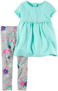 Cool Mint Spring Set