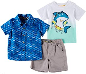 Cool Shark 3-Piece Set