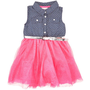 Polka Dot & Sparkles Dress