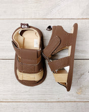 Chocolate Neutral Sandals