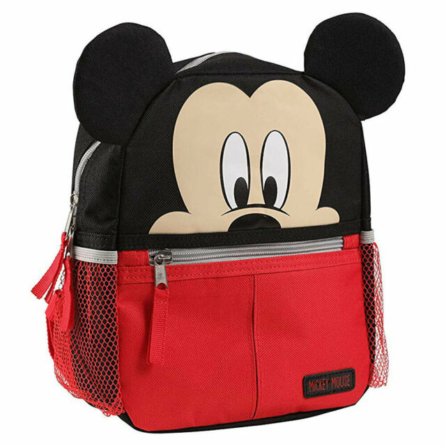 Mickey Mouse Harness Backpack
