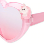Load image into Gallery viewer, Unicorn Heart Sunglasses