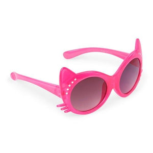 Faceted Cat Sunglasses