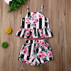 Rose Garden Toddler Set