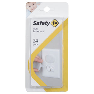 Safety 1st Plug Protectors (24pk), White