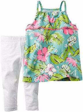 Tropical Toddler 2-Piece Set