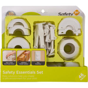 46-Piece Safety 1st Safety Essentials Kit