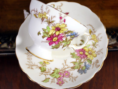 Rosina Backstamps, Dating, History and Hallmarks – The Vintage Teacup
