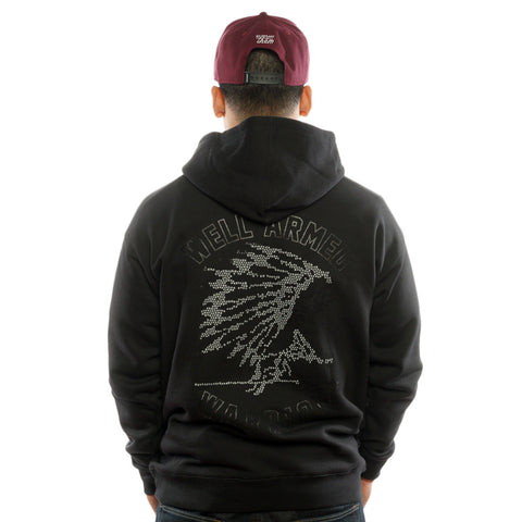 "WARRIOR 2 ""STEALTH"" Hoody"