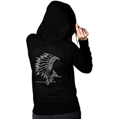 "WARRIOR 2 ""Stealth"" Women Hoody"