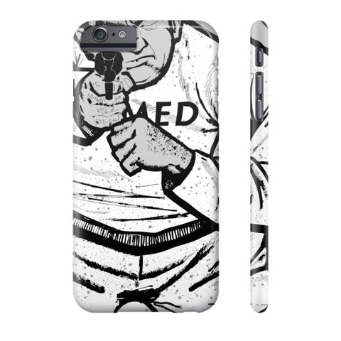 Pic Shooter Phone Case Slim iPhone 6 Plus - Well Armed