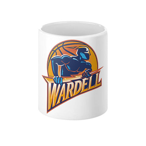 Wardell - Coffee Mug  Well Armed
